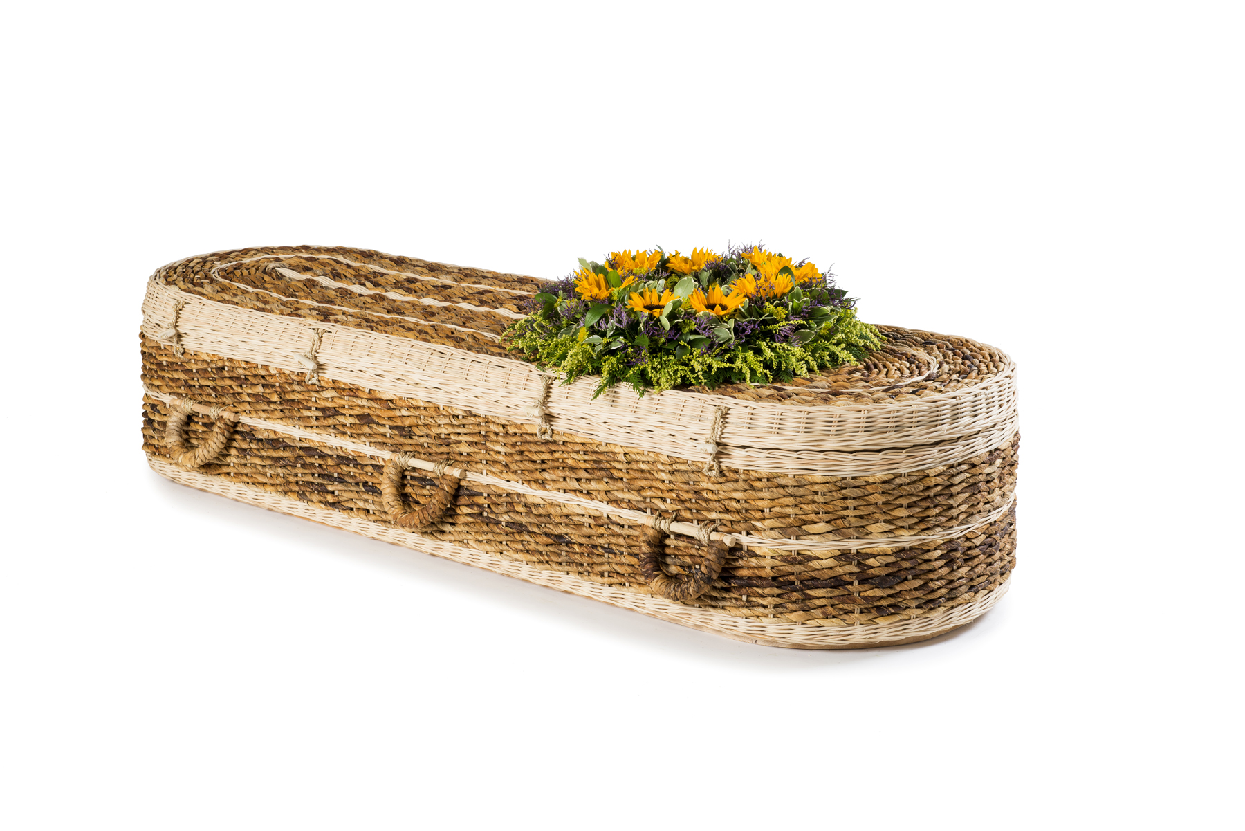 Banana casket - Round